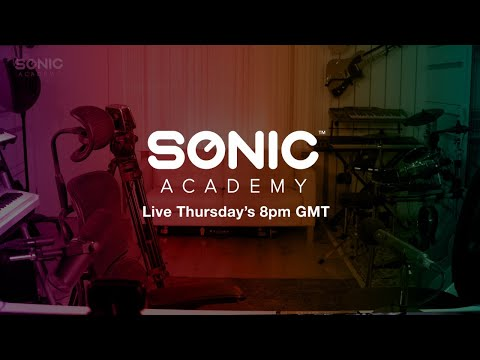 Trance Wax Interview and production tips. It's Sonic Live 011!