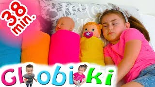 Are you sleeping brother John+More Nursery rhymes & Kids songs by Globiki