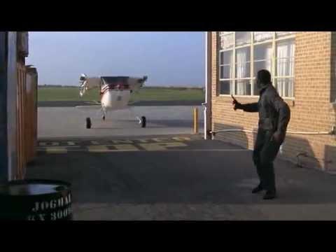 Live and Let Die - Plane Escape
