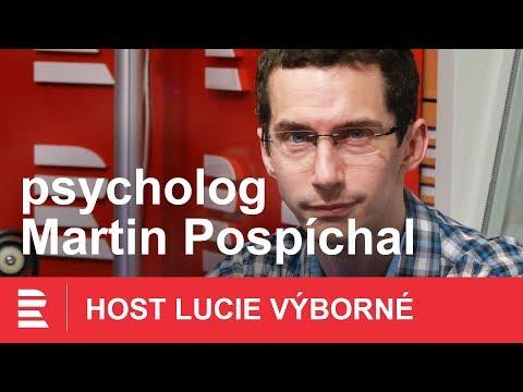 Martin Pospíchal: Dlouhodobé deprese a problémy dokážou potlačit imunitní systém