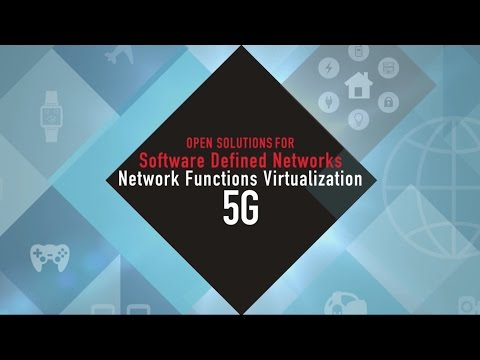 Radisys - Open Solutions for SDN, NFV and 5G