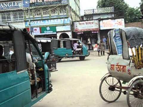 Raiganj Bus stand 1