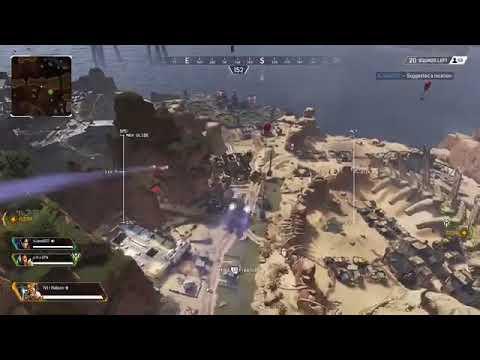 Apex Legends: The Flying Drop-Kick | @ZackNelson5