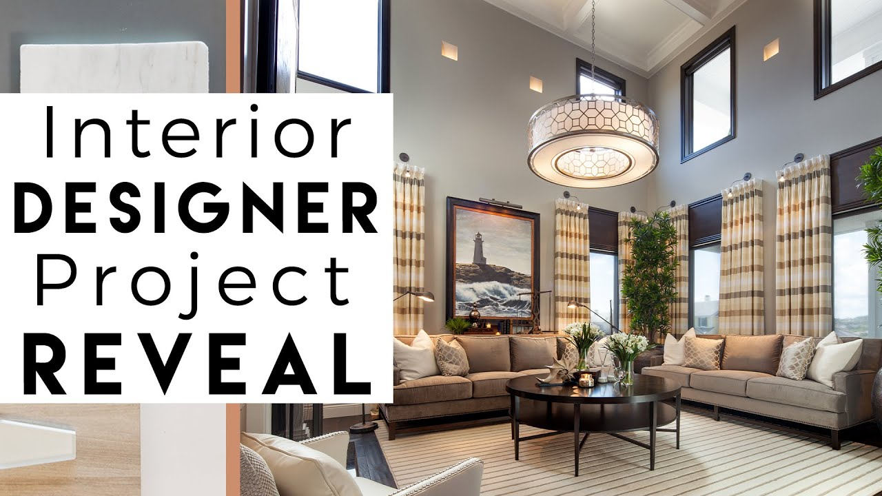 Interior Design Beautiful Homes In California Reveal 3 Youtube