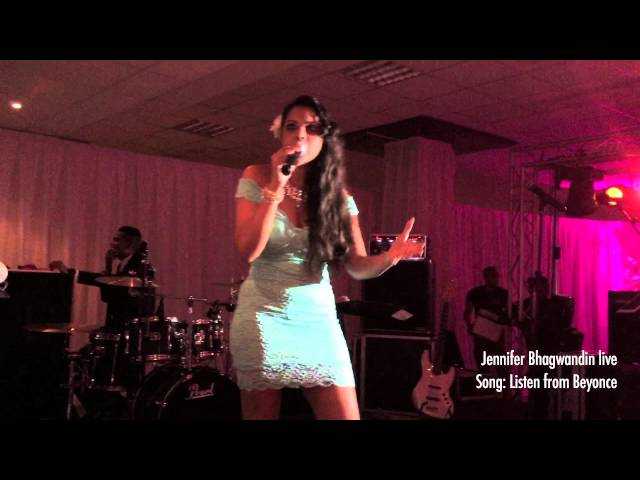 LISTEN cover by Jennifer Bhagwandin