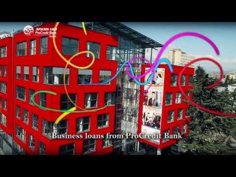 ProCredit Bank Georgia - Business Loans Campaign 2013