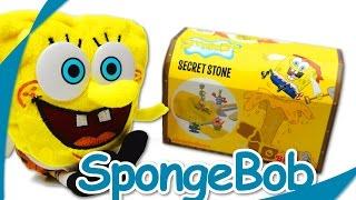 Unboxing Spongebob Surprise Treasure Chest