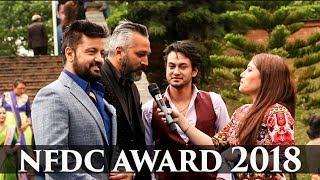 ramesh upreti, pradeep khadka and prashant tamrakar | NFDC award 2018