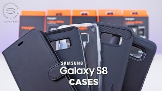 Top 5 Samsung Galaxy S8 CASES