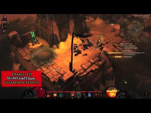 "Diablo III - Achievement ""Guardian Spirits"""