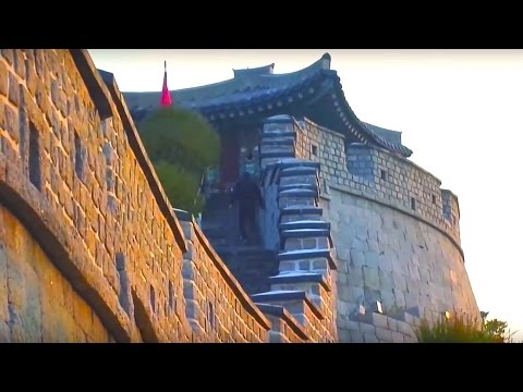 KOREAN CASTLE TOUR!!!!