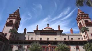 St. Augustine - History and the Florida East Coast FEC - Off The Rail Detour