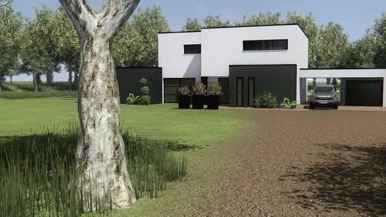 Constructeur maison cubique belge avie home for Constructeur maison belge