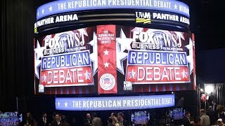 FBN/WSJ GOP Debate | The Young Turks Summary