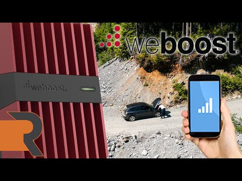 does-the-most-powerful-cell-signal-booster-really-work?!-|-weboost-drive-reach