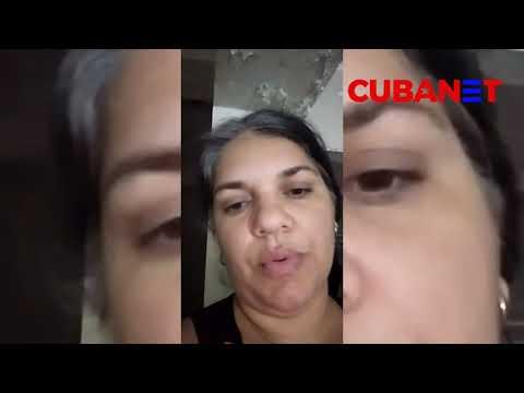 Autoridades de La Habana QUIEREN DESALOJAR a madre cubana que se coló en una vivienda