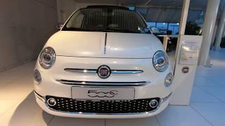 New Fiat 500 C Videos