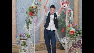 Свадебная арка Часть2 Свадебная фотозона, скрапбукинг