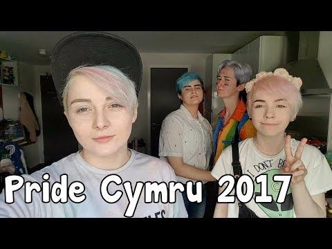 Pride Cymru 2017 Vlog