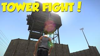 TOWER FIGHT! - Arma 3 Epoch [Dansk Gameplay]