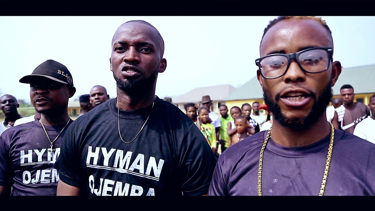 Download HYMAN OJEMBA OFFICIAL VIDEO