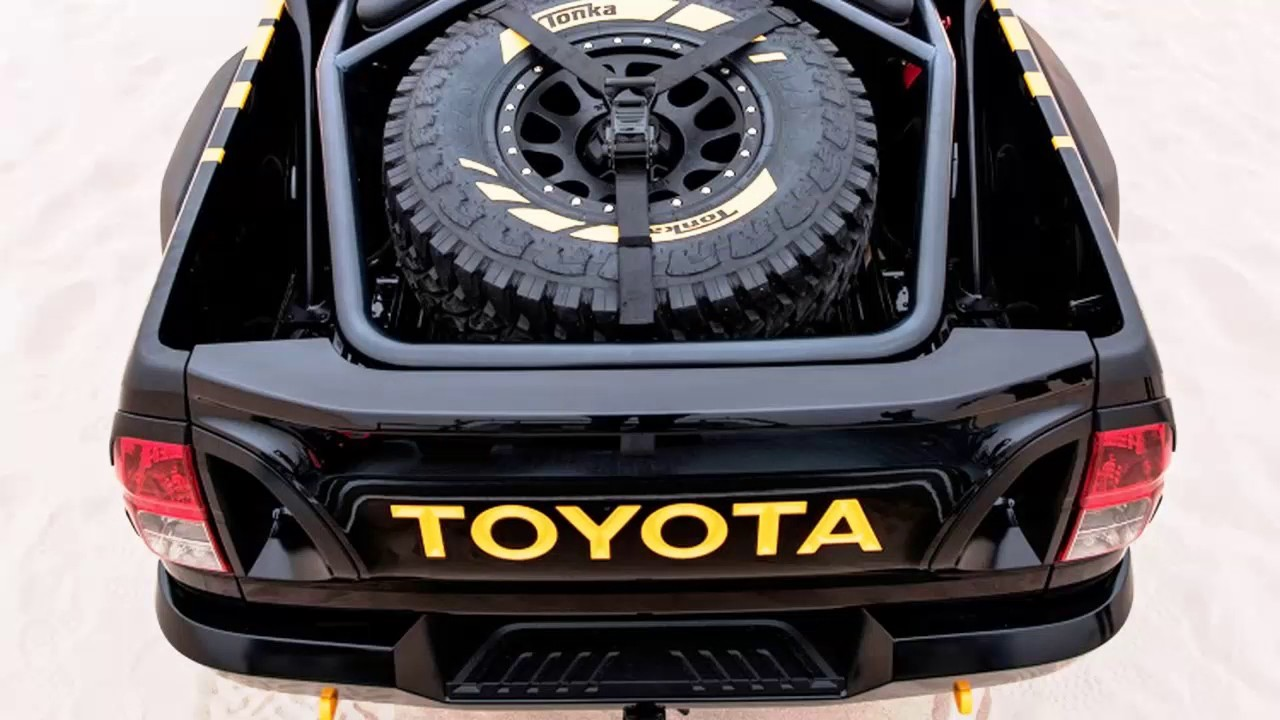 Toyota Hilux Tonka Concept Is The Toy You Ve Always Dreamed Of
