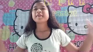 Cara Keritingin Rambut tanpa catokan Alami //Nezha Putri