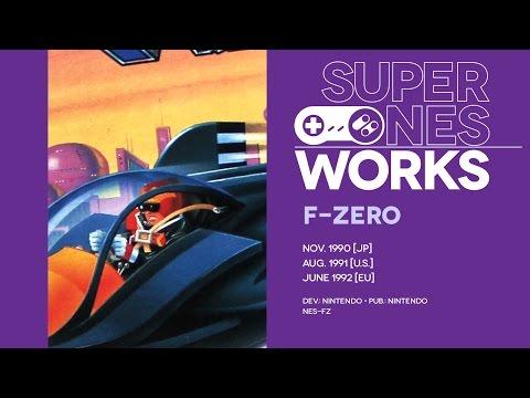 F-Zero retrospective: The platonic ideal of Mode 7 in action   Mode Seven #001