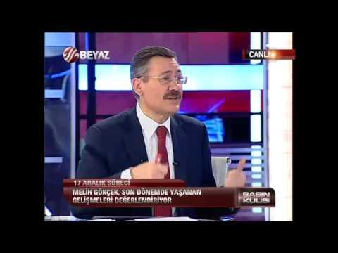 Melih Gökçek : 17 Aralıkta hedef Başbakan Erdoğan'dı