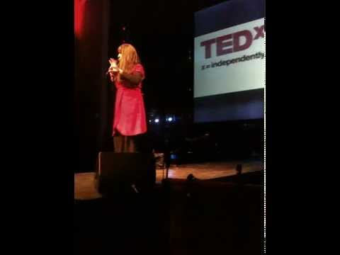 Pauline van Antwerpen speaks at TEDxLive Amsterdam 2011 The Shortest Introduction To Quantum Physics