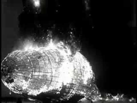 Hindenburg Disaster 1