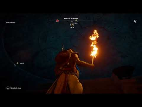 Assassin's creed Origins 04 Le Grand Sphynx