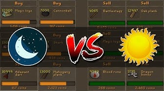 Comparing Peak Hours Vs Off Peak Hours While Flipping! Which is More Profitable? [OSRS]