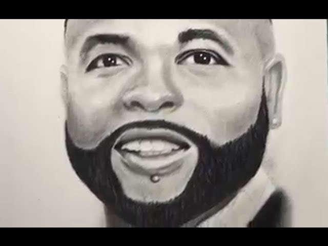 linwood Gucci Russell RIP APRIL 25. 2018 by Terry Campbell  AKA Baltimore