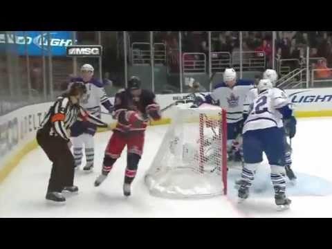Marian Gaborik scores four goals vs Toronto | 01/19/2011 [HD]