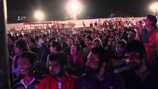 Jaz Dhami singing zulfa at panjab university 2014