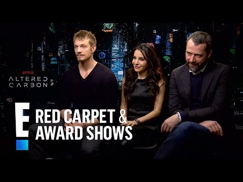 """Altered Carbon"" Stars Reveal Acting Firsts on Sci-Fi Show 