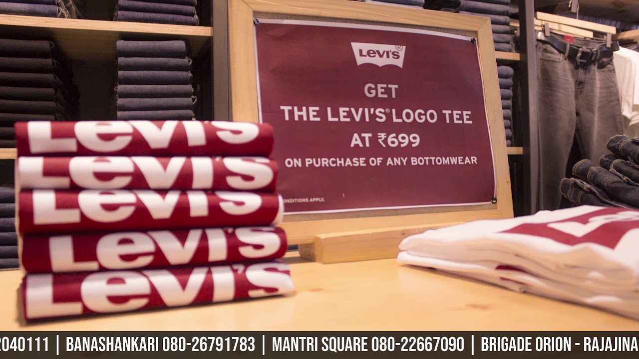 702caab07a Levi s Exclusive Store in JP Nagar