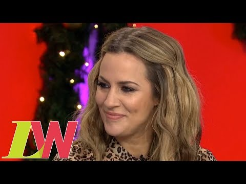 Caroline Flack Rehearsed for Her Role in Chicago in Just Eight Days | Loose Women