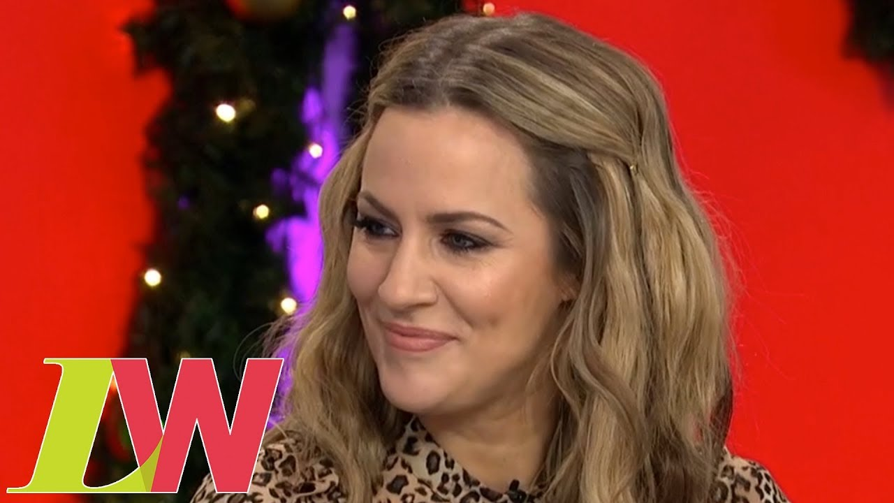 Caroline Flack Rehearsed For Her Role In Chicago In Just Eight Days Loose Women Youtube
