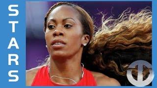 Sanya Richards-Ross on Trans World Sport