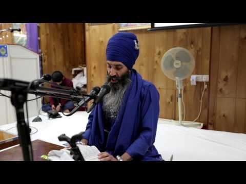 Chaupai Sahib Jaap & BLESSED Kirtan H Singh Khalsa/Hajara Singh 29-04-2017