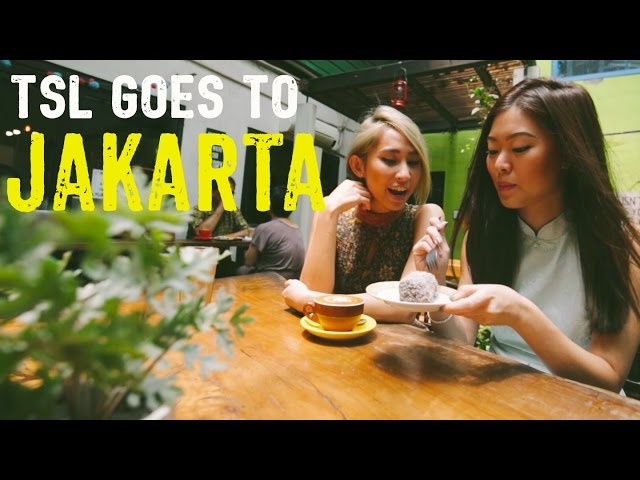 Jakarta - Asia's Newest Urban Playground - TSL Discovers Indonesia 2015: Episode 4