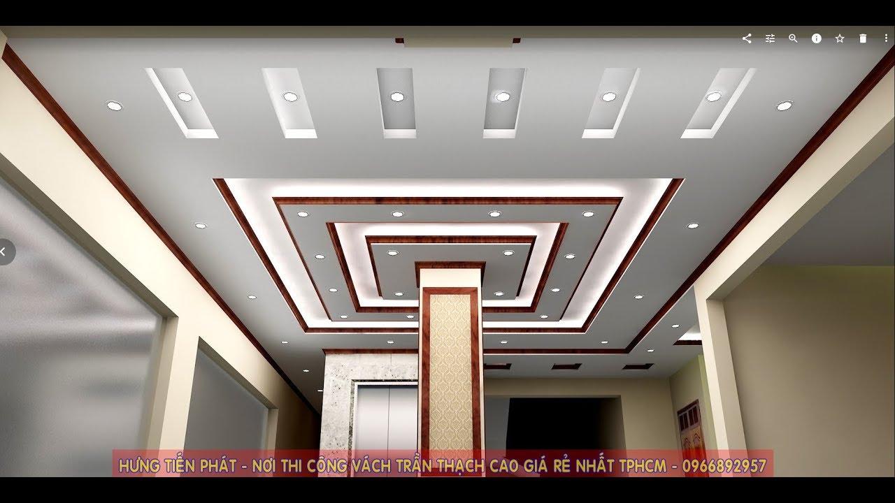 Nơi thi công trần thạch cao và sửa chữa nhà ở trọn gói giá rẻ chất lượng nhất TPHCM