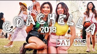 COACHELLA 2018 - Day One