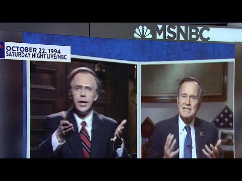 Dana Carvey On George H.W. Bush: 'I Will Miss My Friend' | MSNBC