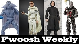 Weekly! Ep87 Marvel Legends, Fortnite, Star Wars, Pennywise, Spider-Man, Disney, MAFEX and more!