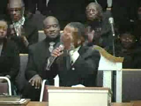 "Pastor Bonner 90th Birthday Celebration ""What Manner of Man is This"" Pastor Charles Jackson"