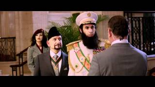 The Dictator Movie - Funny Scenes Part 1