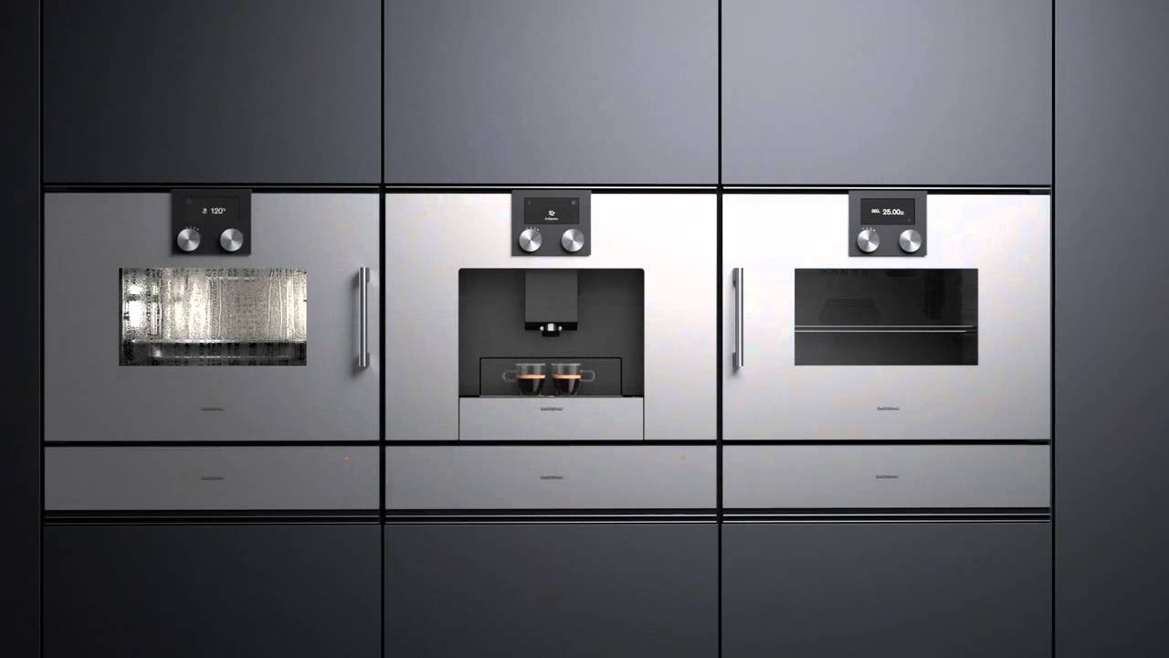 gaggenau ovens youtube. Black Bedroom Furniture Sets. Home Design Ideas